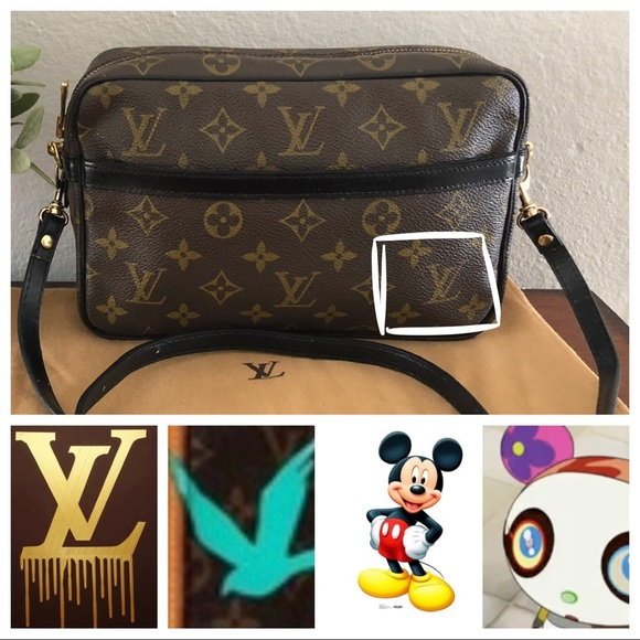Louis Vuitton Handbags - SOLD 🎨 🔥Custom Art Work